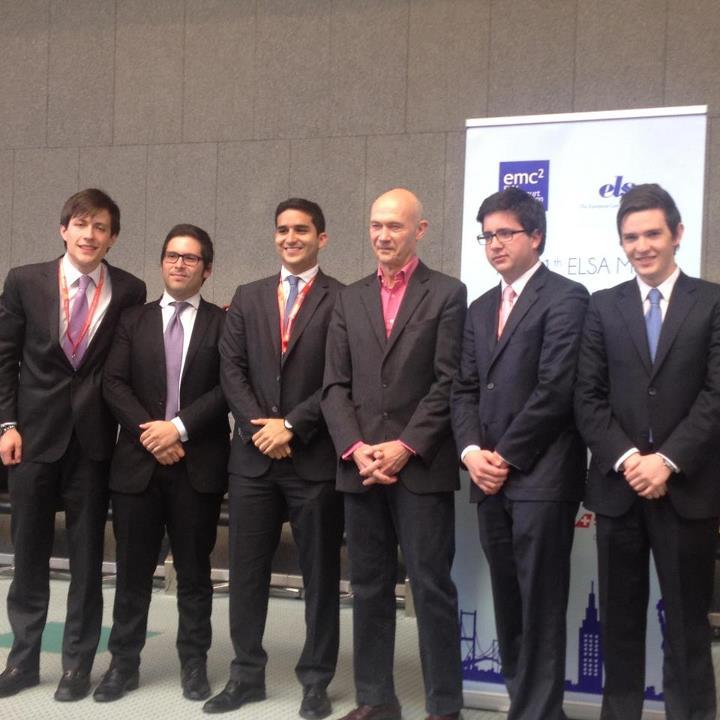 Con Pascal Lamy, Director General de la OMC hasta el 1 de septiembre de 2013