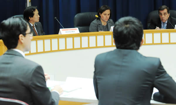 Moot court AU UE