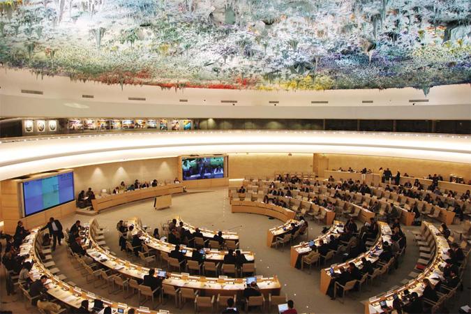 Consejo de Derechos Humanos de Naciones Unidas