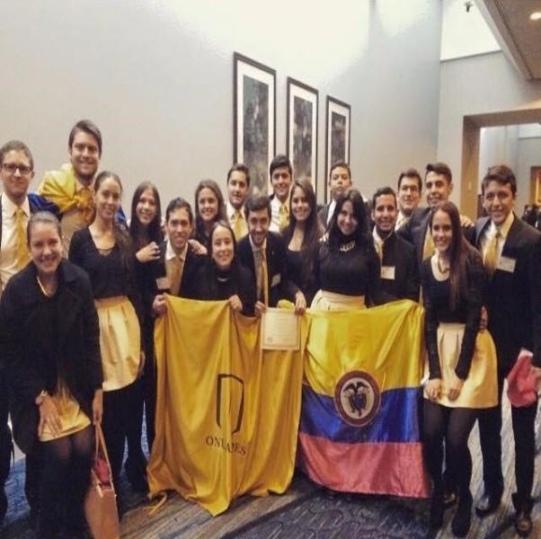La Universidad de los Andes también obtuvo reconocimientos en el HNMUN 2015