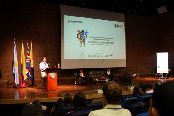 III Congreso de la Red Colombiana de Relaciones Internacionales