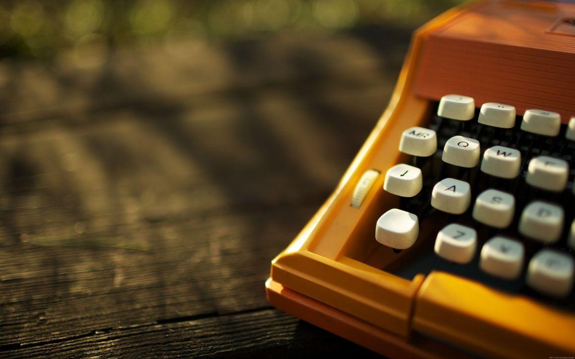 acedi-cilsa-type-writer