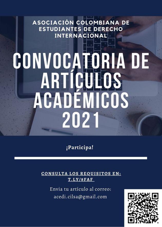 Convocatorio 2021